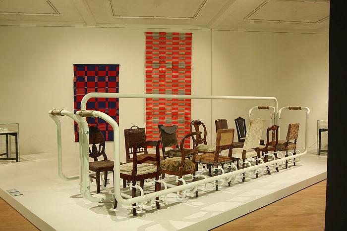 Boppard Couch by Alexej Meschtschanow, as seen at Bauhaus_Sachsen, Grassi Museum für Angewandte Kunst Leipzig