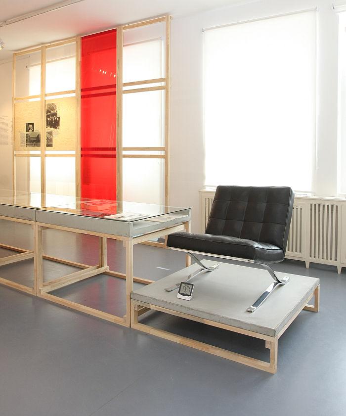 Conferstar Club Chair by Rudolf Horn, as seen at Shaping everyday life! Bauhaus modernism in the GDR, Dokumentationszentrum Alltagskultur der DDR, Eisenhüttenstadt