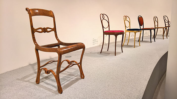 Boppard Chair by Michael Thonet, as seen at Thonet & Design, Die Neue Sammlung - The Design Museum, Munich