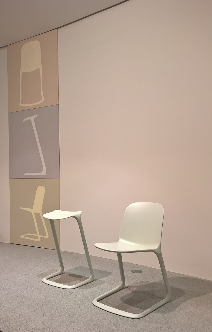 DNS by Atelier Steffen Kehrle, as seen at Thonet & Design, Die Neue Sammlung - The Design Museum, Munich