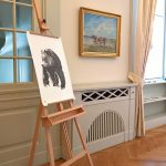 A bear by Teemu Järvi, as seen at Navara, the Embassy of Finland, 3daysofdesign Copenhagen 2019