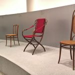 Works by Gebrüder Thonet, as seen at Thonet & Design, Die Neue Sammlung - The Design Museum, Munich