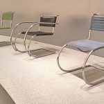 Works by Mies van der Rohe and Marcel Breuer, as seen at Thonet & Design, Die Neue Sammlung - The Design Museum, Munich