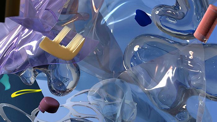 Ocean Plastics at the Röhsska Museum, Gothenburg