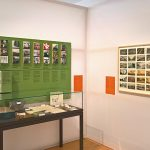 Nonnenpfad - Oberrad. An estate in changing times by Roswitha Väth and Postcards of Neues Frankfurt by Dieter Church, as seen at Wie wohnen die Leute? Historisches Museum Frankfurt