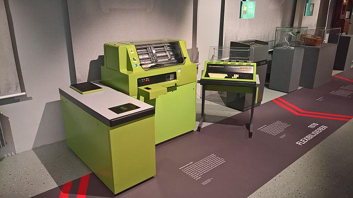 Kienzle 6600 (1979), as seen at Time, Freedom and Control. The Legacy of Johannes Bürk, the Uhrenindustriemuseum Villingen-Schwenningen