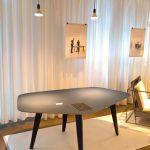 Tisch by Sarah Maurer, as seen at Look Summer 2019, Hochschule für Gestaltung und Kunst, Basel