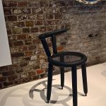 Carbon Balloon Chair by Marcel Wanders, as seen at Design on Air, Centre d'innovation et de design au Grand-Hornu
