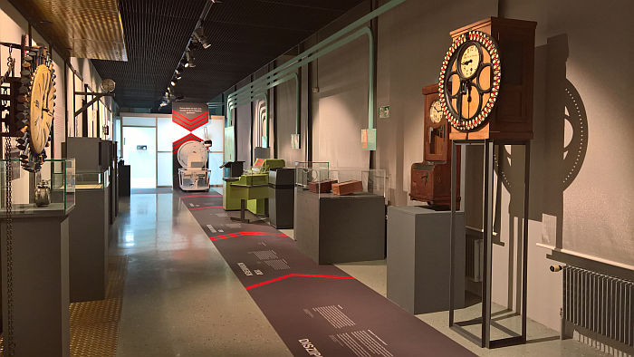 Time, Freedom and Control. The Legacy of Johannes Bürk, the Uhrenindustriemuseum Villingen-Schwenningen