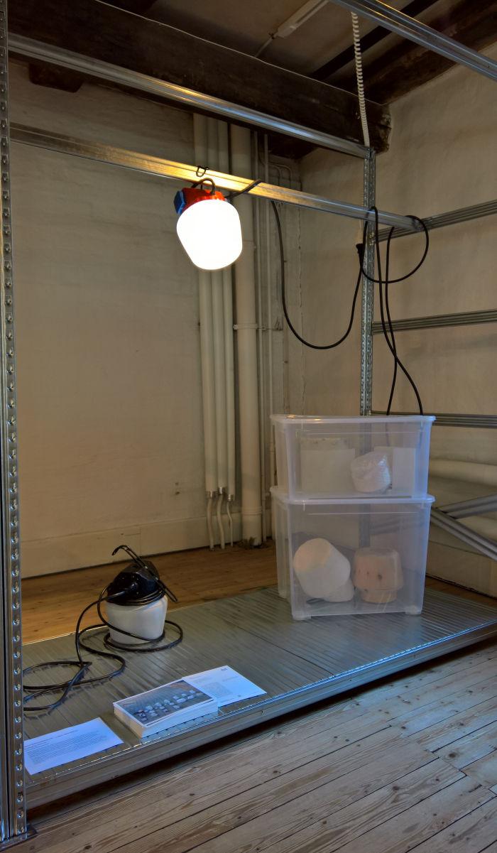 Glare by Martin Paulsson, as seen at Vårutställning 2019, Form/Design Center Malmö