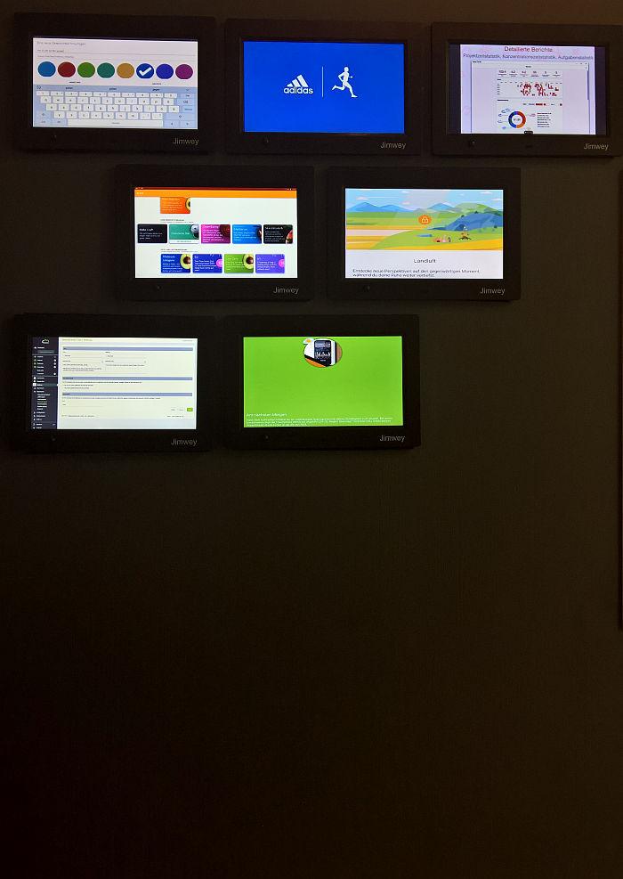 Time management apps, as seen at Time, Freedom and Control. The Legacy of Johannes Bürk, the Uhrenindustriemuseum Villingen-Schwenningen