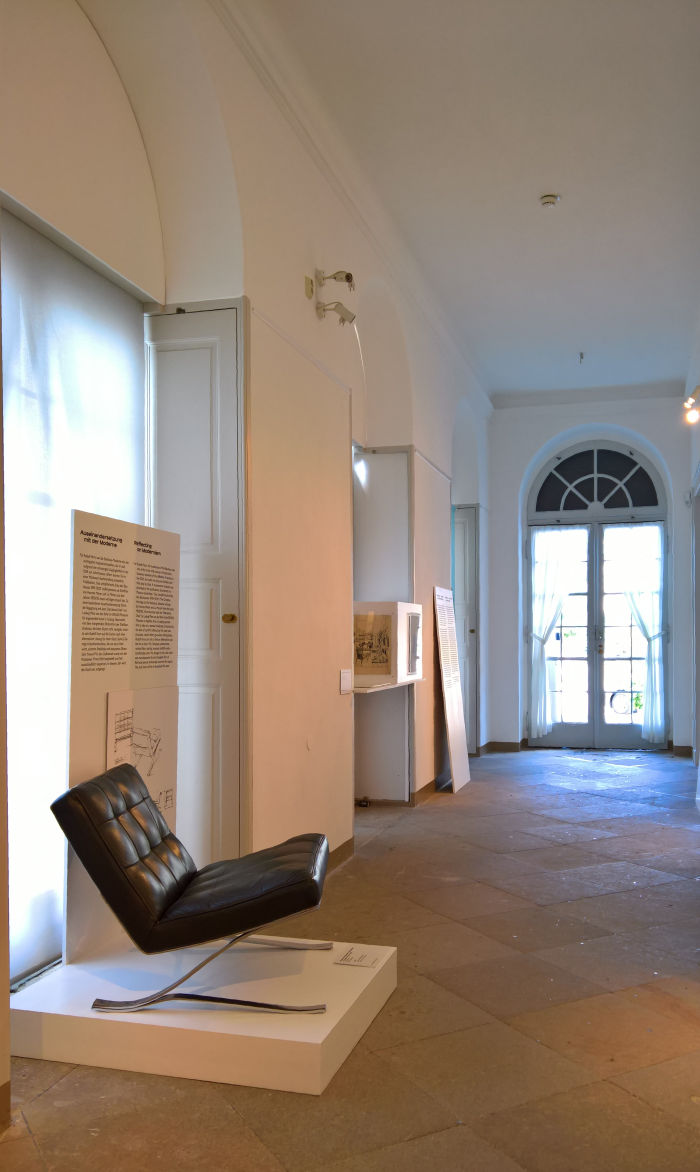 Conferstar chair by Rudolf Horn for Röhl Potsdam, as seen at Rudolf Horn - Wohnen als offenes System, the Kunstgewerbemuseum Dresden