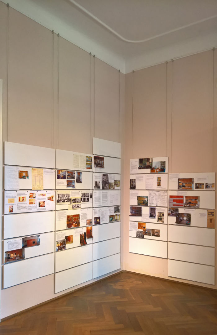 Examples of existant MDW systems, as seen at Rudolf Horn - Wohnen als offenes System, the Kunstgewerbemuseum Dresden