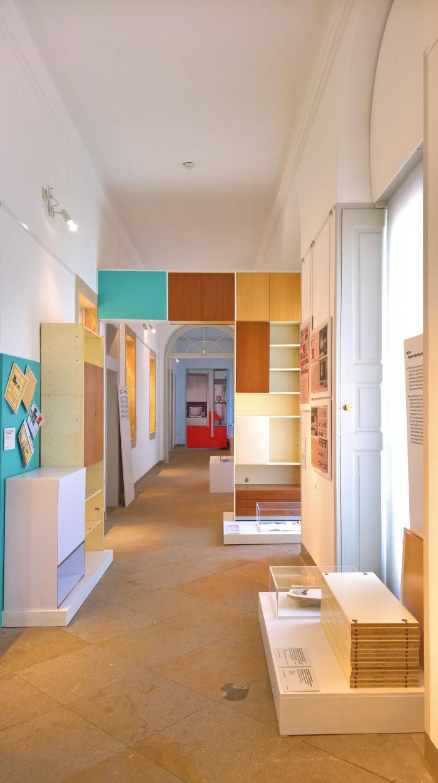 Rudolf Horn - Wohnen als offenes System, the Kunstgewerbemuseum Dresden