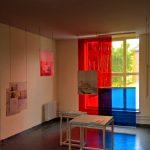 A presentation of the exhibition design for Shaping everyday life Bauhaus modernism in the GDR at the Dokumentationszentrum Alltagskultur der DDR Eisenhüttenstadt