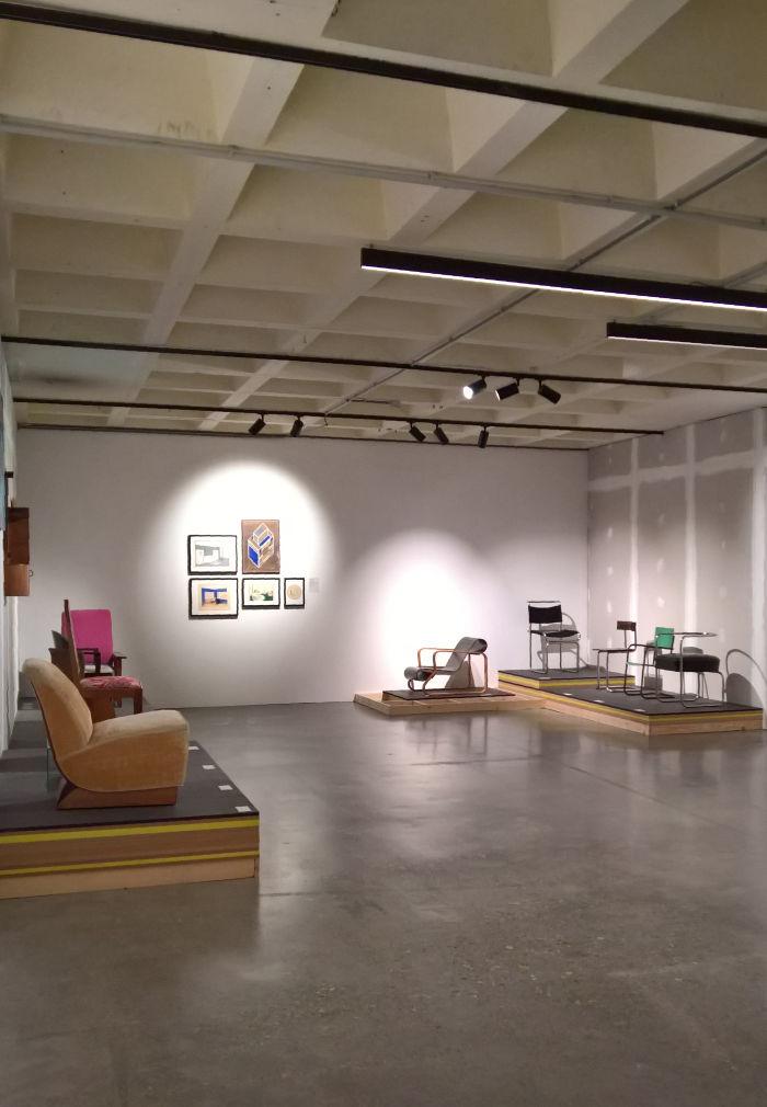 SPACES. Interior design evolution, ADAM Brussels Design Museum, Brussels