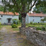 Capellagården's inner yard