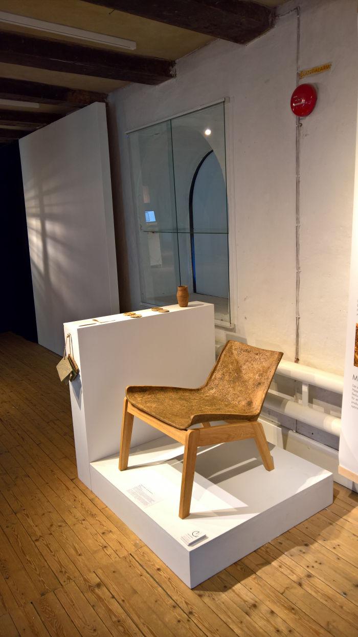 Residue by Hanna Carlsson, as seen at Vårutställning 2019, Form/Design Center Malmö