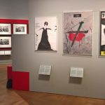 Polish and Hungarian protest posters and photos of Berlin November 1989 by Jean-Claude Coutausse, as seen at 1989 - Culture and Politics, The National Museum Stockholm