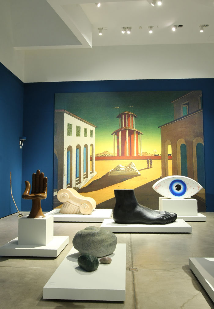 Image and Archetype, as seen at Objects of Desire. Surrealism and Design 1924 - Today, Vitra Design Museum