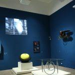 MAgrTTA by Roberto Sebastian & Matta Echaurren, Tour by Gae Aulenti & La Pipa by Aldo Tura , as seen at Objects of Desire. Surrealism and Design 1924 - Today, Vitra Design Museum