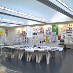 2nd year Communication Design projects, as seen at Rundgang 2019, Burg Giebichenstein Kunsthochschule Halle