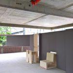 RaumTeilen by Timo Jakobi, as seen at Rundgang 2019, Burg Giebichenstein Kunsthochschule Halle