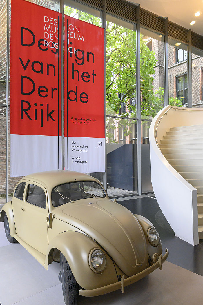 Design of the Third Reich, Design Museum Den Bosch (Photo courtesy Design Museum Den Bosch)