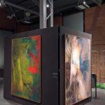 Die Summe meiner Daten by Elias Wessel, as seen at Ich bin ganz von Glas. Marianne Brandt and the Art of Glass Today, Sächsische Industriemuseum Chemnitz