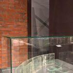 Mille-feuille Plyglass by Aki Toishi, as seen at Ich bin ganz von Glas. Marianne Brandt and the Art of Glass Today, Sächsische Industriemuseum Chemnitz