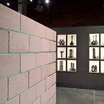 mirbau'n by Michael Lapper & Und stets variabel wäre dieses Neue by Jan Mammey, as seen at Ich bin ganz von Glas. Marianne Brandt and the Art of Glass Today, Sächsische Industriemuseum Chemnitz