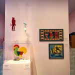 Works by Fortunato Depero, as seen at Mondo Mendini, The Groninger Museum, Groningen