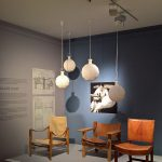 Works by Kaare Klint, as seen at Nordic Design. The Response to the Bauhaus, Bröhan Museum, Berlin