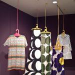 Textiles from Marimekko, as seen at Nordic Design. The Response to the Bauhaus, Bröhan Museum, Berlin