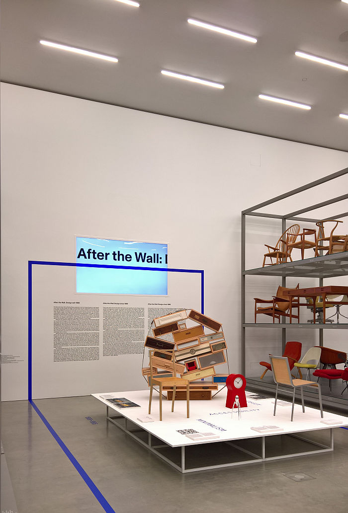 After the Wall. Design since 1989, Vitra Design Museum Schaudepot, Weil am Rhein