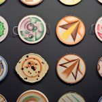 Cake platter, as seen at Decoration as Trespass?, Werkbundarchiv, Museum der Dinge, Berlin
