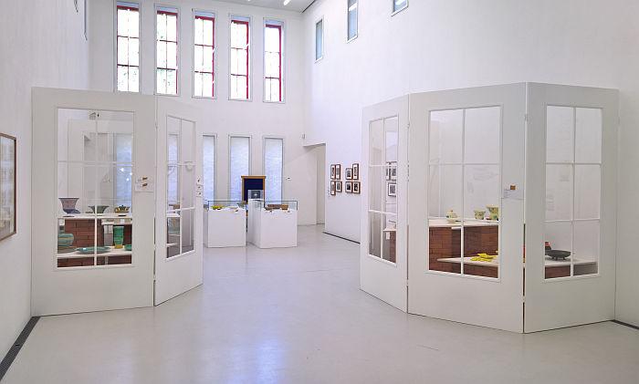 Das Bauhaus in Brandenburg, as seen at Unknown Modernism, Brandenburgisches Landesmuseum für moderne Kunst, Cottbus