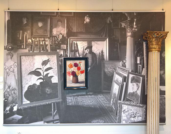 Mathilde von Freytag-Loringhoven. Painter, Author, Animal, Psychologist and Bauhaus Critic, Stadtmuseum Weimar