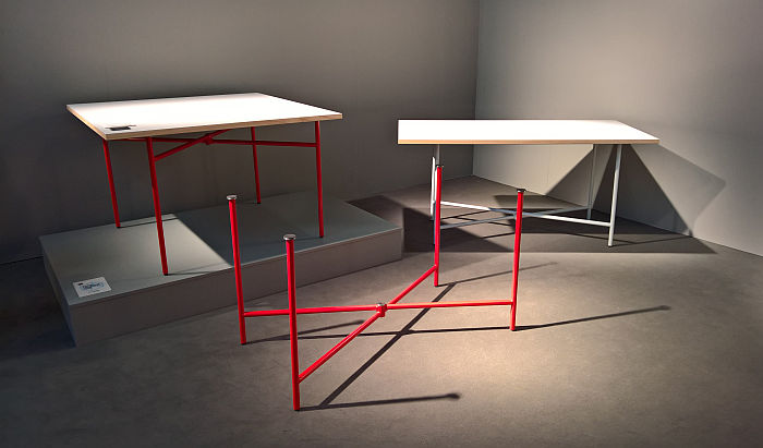 LEVI by Marie Kurstjens & Iva Coskun, Bauhaus University Weimar, as seen at IMM Cologne 2020