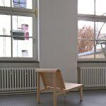 Urban Forest lounger by Karoline Fesser & Valentin Winder, as seen at Generation Köln trifft Bregenzerwald, Cologne
