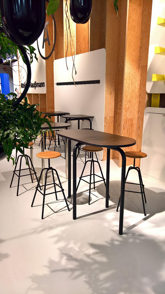 Piombino by Andreas Haußmann for Atelier Haußmann, as seen at IMM Cologne 2020