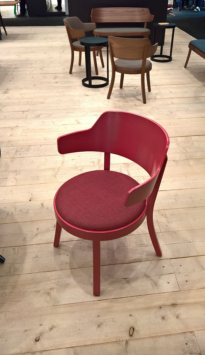 Seley by Frédéric Dedelley for Horgenglarus, as seen at IMM Cologne 2020