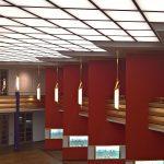 The Pfeilerhalle in the Grassi Museum für Angewandte Kunst Leipzig