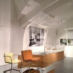 Villa Tugendhut by Mies van der Rohe, as seen at Home Stories: 100 Years, 20 Visionary Interiors, Vitra Design Museum