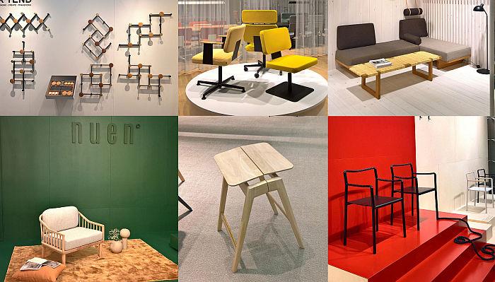 Stockholm Furniture Fair 2020: High Five