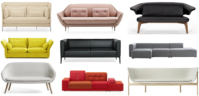 Radio smow: A Sofa, Couch, Settee Playlist…….