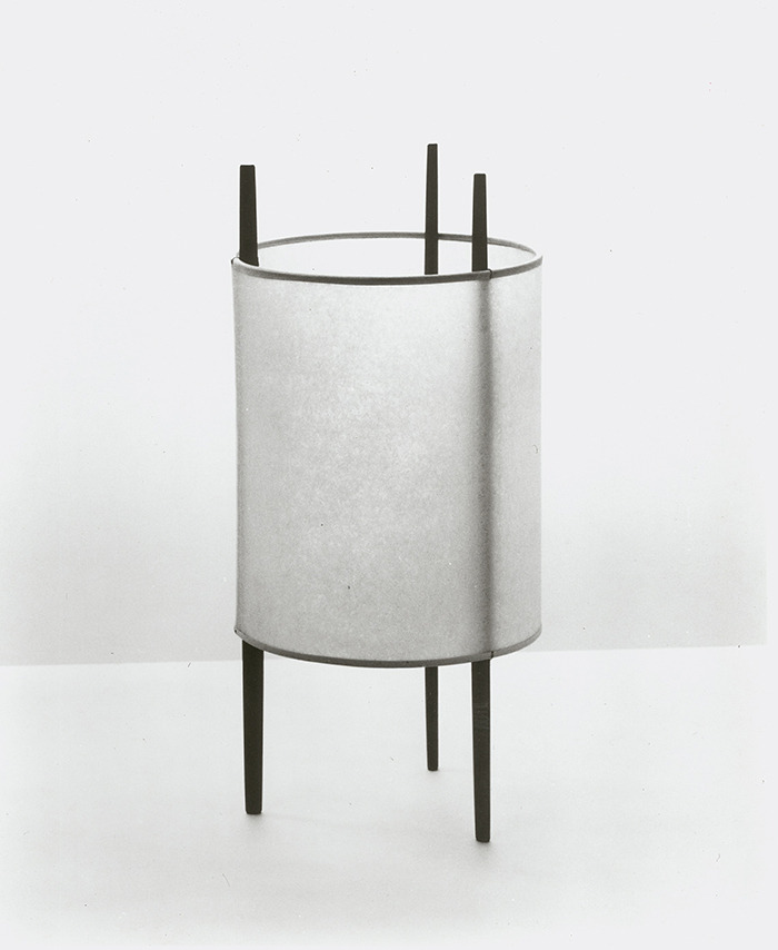 Lost Furniture Design Classics: Model 9 Table Lamp by Isamu Noguchi for Knoll Associates
