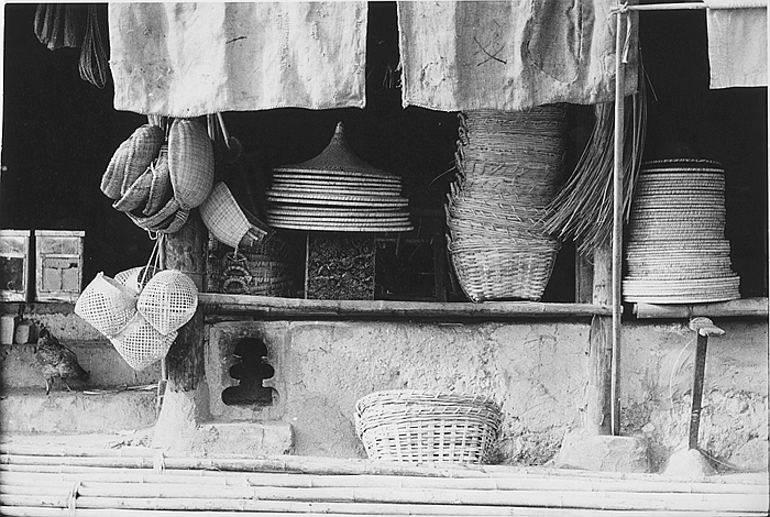 Image from Kaj Franck's 1956 travel photos from Japan, part of Travel as a Tool, Designmuseo, Helsinki (photo © and Courtesy Designmuseo Helsinki)