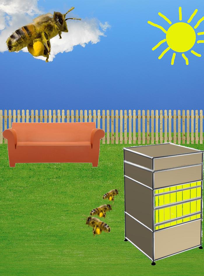 USM Haller Beehive