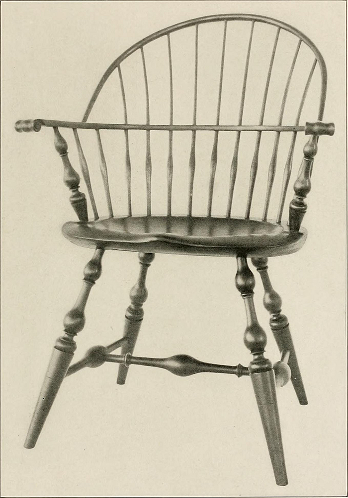 A World of Vernacular Furniture: The Windsor Chair